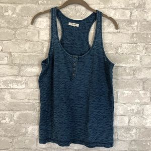 Madewell Loose Fit Tank Top Size Small